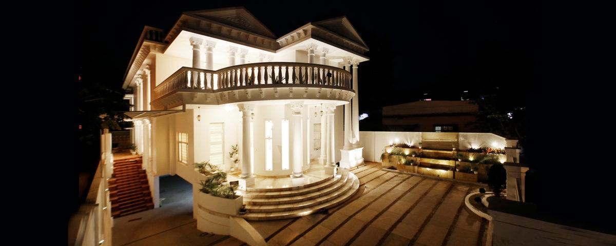 girish villa design