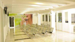 healthcare clinic interior design
