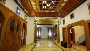 luxury wooden interior design