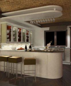 modern kitchen interior designers in india