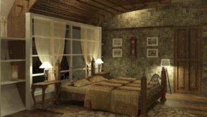 traditional luxury bedroom design