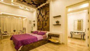 western style bedroom design