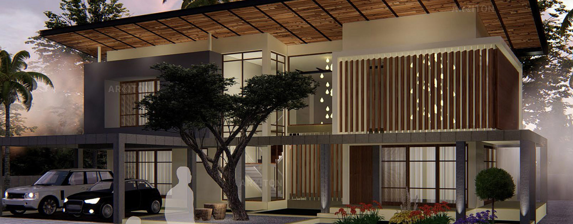 Phoenix house architecture design